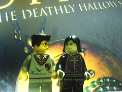 Lego Harry Potter and Severus Snape