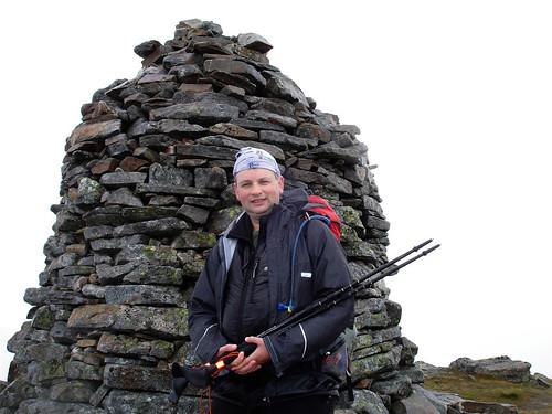 A' Chralaig [Munro 37, 1120m/3674ft]