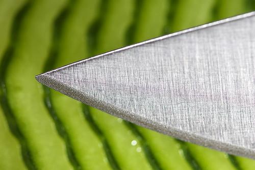 cucumber cut two