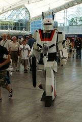 UN SPACY (hellboarder) Tags: sandiego comiccon mecha macross 2007 sdcc sdcc2007 sdcc07