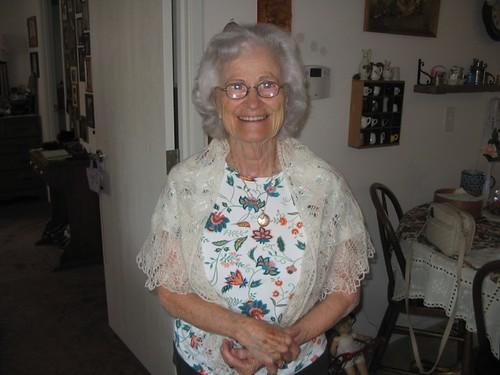 Grandma Shawl 1