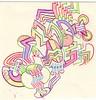 LSD0697.jpg (jdyf333) Tags: california art 1969 visions oakland berkeley outsiderart doodles trippy psychedelic lightshow hallucinations psychedelicart artoutsider jdyf333 psychedelicyberepidemic sanfranciscopsychedelic