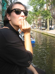 Smoking weed legally! (Sakena) Tags: vacation me amsterdam weed marijuana skunk cannabis hemp ganja yourfavorites sakena