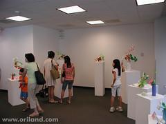 Oribana - Paper Flower Arrangements (Oriland) Tags: flowers paper origami yuri paperfolding kartin shumakov oriland oribana