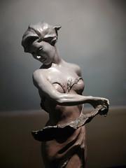 Goddess (Apryl Wiese) Tags: sculpture woman gallery fineart goddess