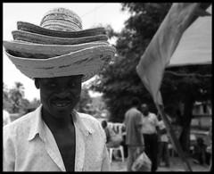 Hats (LindsayStark) Tags: travel portrait men haiti war conflict humanrights humanitarian humanitarianaid emergencyrelief waraffected