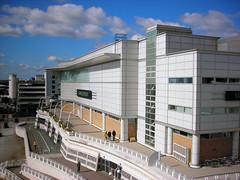 West Quay Shopping Centre - Southampton (Jim Linwood) Tags: mall shopping ballard southampton westquay
