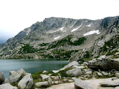 Monte Renoso et lac de Bastani