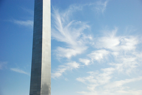 St. Louis - the Arch