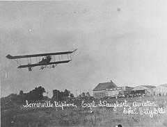 Daugherty, Earl (San Diego Air & Space Museum Archives) Tags: sdasm aviation aeronautics somerville iac illinoisaeroconstructioncompany sandiegoairandspacemuseum flight aviator earlsdaugherty earldaugherty daugherty