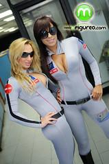 Sexy modelos de 911
