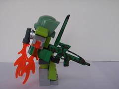poison dart frog jumpsuit (brickarms dude) Tags: lego brickarms