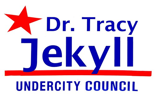 Dr. Tracy Jekyll (Original)