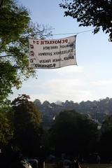 Protest park XXIII