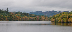 Loch Faskally (Dan Baillie) Tags: autumn trees water scotland perthshire hills loch pitlochry