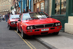 Lancia Beta Montecarlo, c1981 (Chappells10) Tags: cars car classiccars lancia carphotos bertone italiancars rallycars worldcars lanciamontecarlo lanciabetamontecarlo bristolitaliancarshow2010