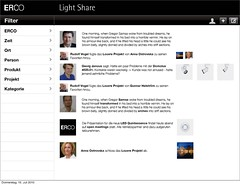 Mobile Sales App Light Share