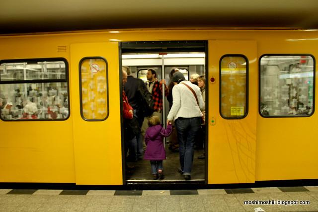 berlin subway 1