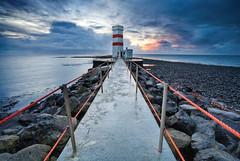 The Old Garskagi Lighthouse Again (chris lazzery) Tags: sunset lighthouse iceland 5d garur canonef1740mmf4l garskagi
