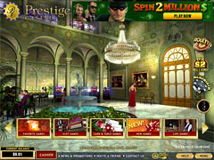 Prestige Casino Lobby