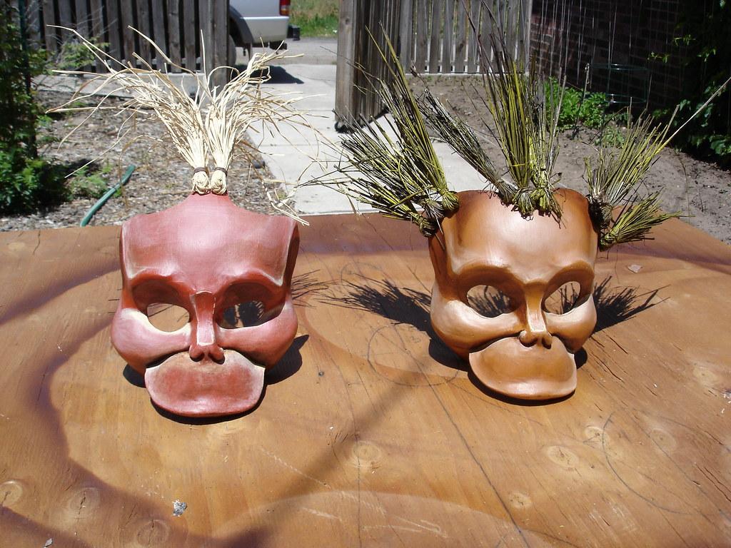 Medium Monkey Masks