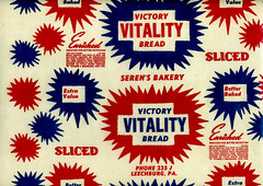 Vitality Bread Wrapper