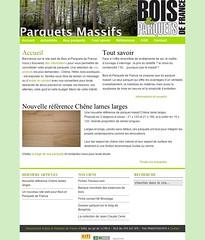 Accueil Bois et Parquets de France