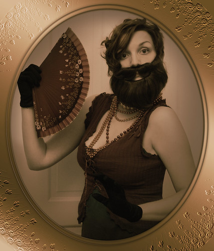 cordelia the bearded lady