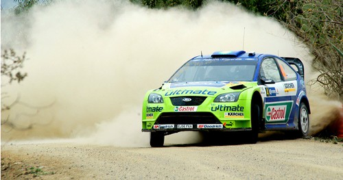 Ford at WRC