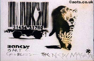 banksy_leopard