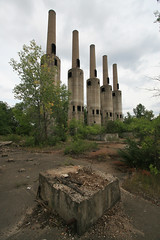 Old Ammunition Plant (Bo Darville) Tags: plant abandoned minnesota ammunition dakotacounty umorepark gopherordnanceworks