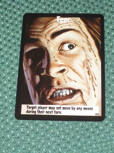 Zombies! - Pottse's Fear Card