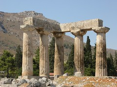 Temple of Apollo and Acrocorinth