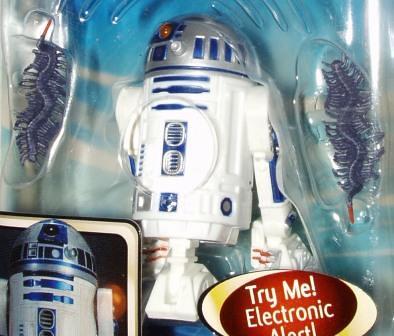 AOTC R2-D2 Coruscant Sentry a