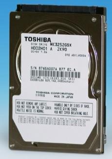 toshiba 320gb