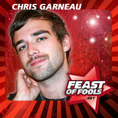 Independent musician Chris Garneau talks about his life, love and music on the Feast of Fools podcast.