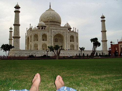 Taj feets