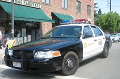 Los Angeles County Sheriff in San Dimas, CA (MR38) Tags: county ford losangeles police victoria crown sheriff sandimas