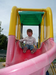 Geoffrey Playing at the Park in Campbellton (DNAMichaud) Tags: park geoffrey campbellton