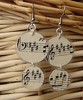 brincos (Coloraudia) Tags: music musica papel brincos partitura