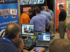 Exacq at ASIS 2007 2