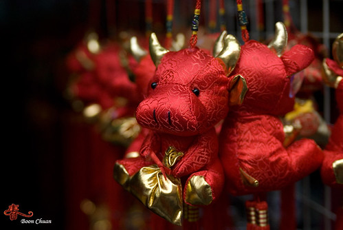 Year of the Ox (牛年)