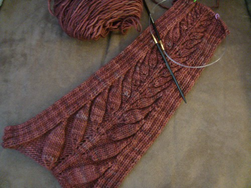 Malabrigo Eastscarf