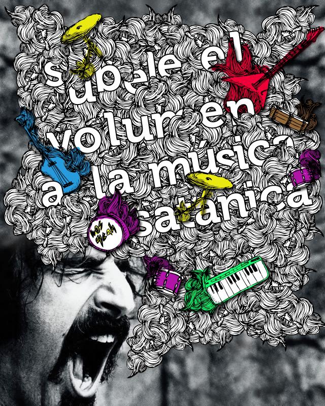 calle 13 subele el volumen ala musica satanica