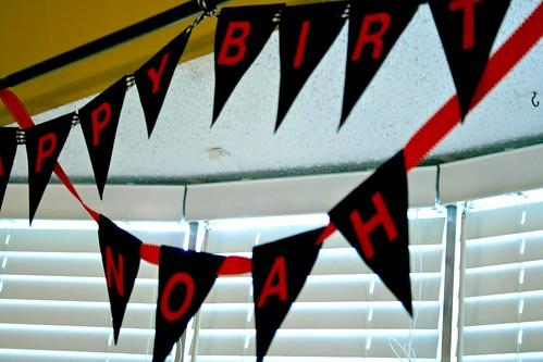 Noah's 3rd Birthday