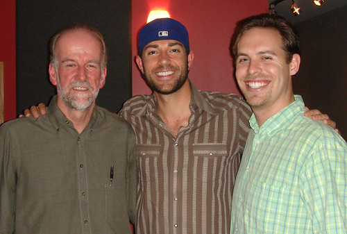 Producers of <i>Under the Boardwalk</i> with Narrator Zachary Levi