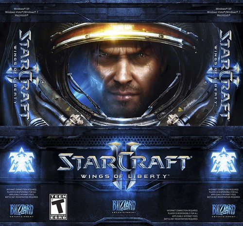 Win the Ultimate StarCraft II Bundle