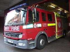 Soho Pump Ladder (fire photos uk) Tags: soho knightsbridge clarkenwell
