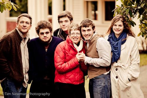 Price Family 2009
