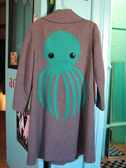 octocoats 001 (~aorta~) Tags: winter vintage clothing coat octopus applique apparel aorta octocoats